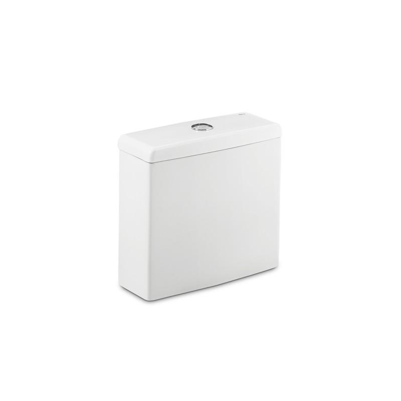 Cisterna inodoro meridian compacto o comfort roca doble for Inodoro meridian compacto