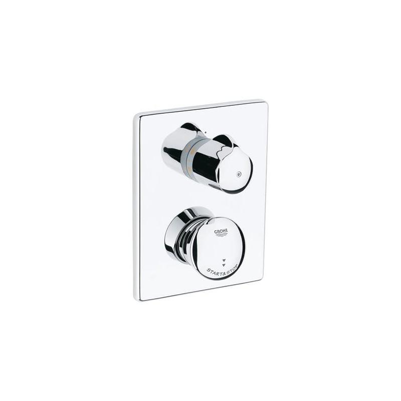 Grifo temporizado electronico ducha eurodisc se grohe 36247000 for Grifos ducha termostaticos grohe precios