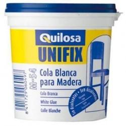 Cola blanca para madera Unifix M-54 Quilosa