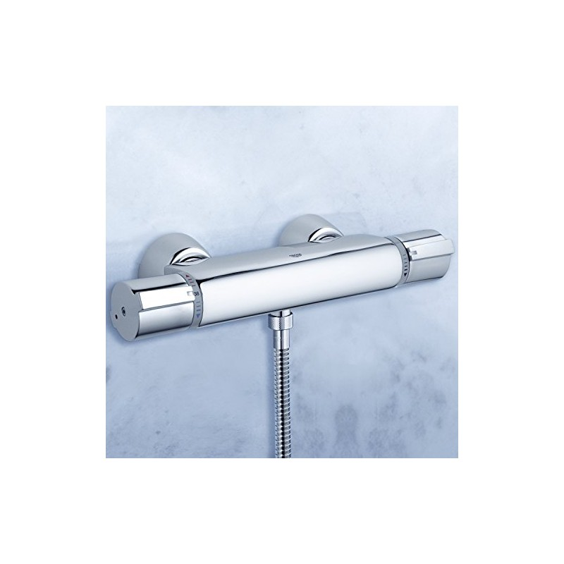 Grifo termostatico gerontologico ducha grohe - Grifo termostatico ducha ...