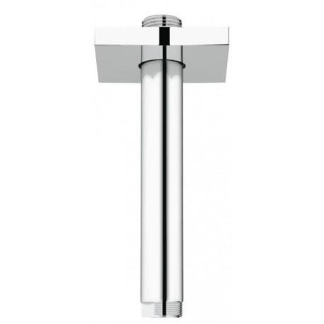 Brazo ducha techo rainshower 151mm grohe for Duchas de techo precio