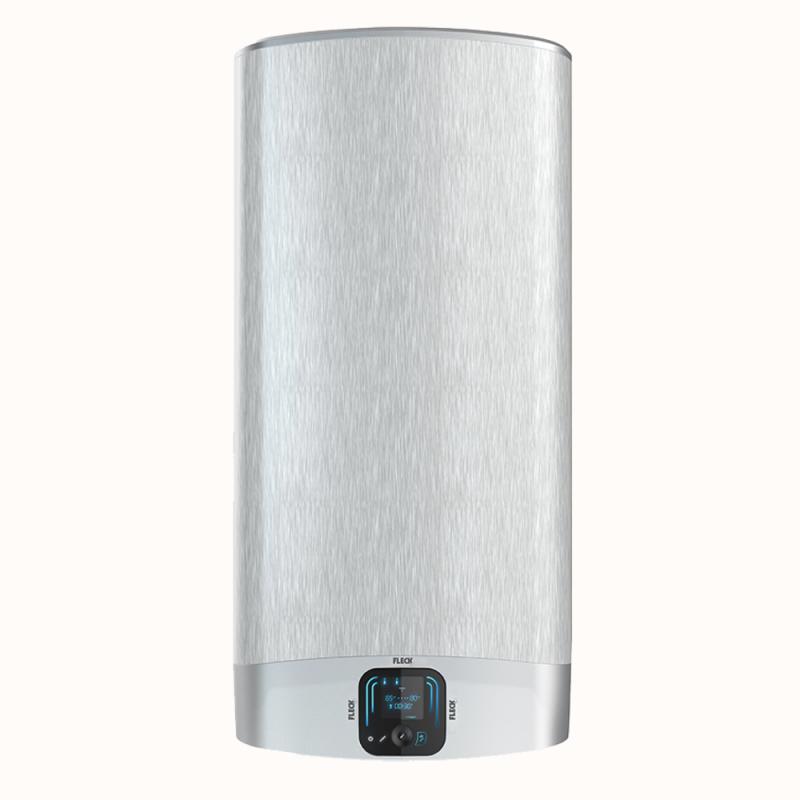 Termo electrico duo7 100 litros fleck gris plateado - Termo electrico 100 litros ...