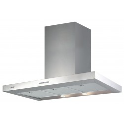 CAMPANA DECORATIVA PARED CATA LEGEND X 900 INOX