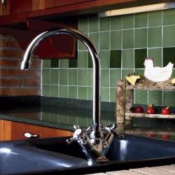 GRIFO COCINA VINTAGE CLEVER with2 ANTIGONA BIMANDO 92049