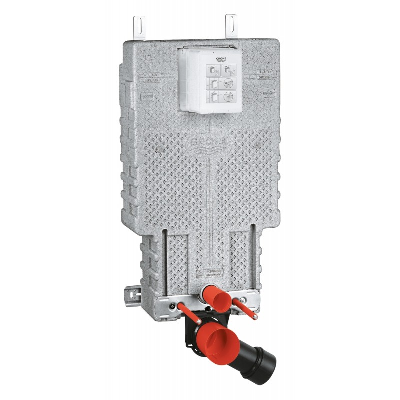 Cisterna empotrada para wc uniset grohe 38643001 for Cisterna empotrada