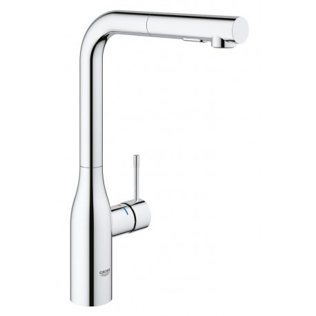 Grifo monomando cocina grohe essence foot control grohe for Grifo grohe cocina extraible