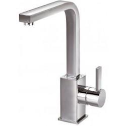 Grifo lavabo monomando Clever Bimini caño alto 230mm 97042 97132