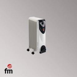 RADIADOR ELECTRICO ACEITE FM BR 15