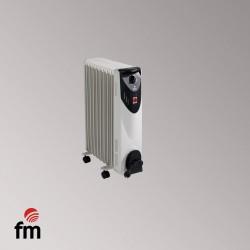 RADIADOR ELECTRICO ACEITE FM BR 20