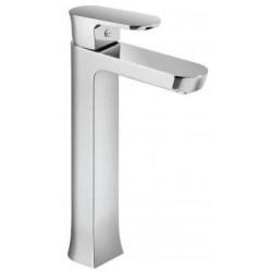 Grifo monomando lavabo Selene caño alto 98009