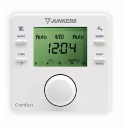 termostato programador digital junkers cr 80 rf inalambrico On termostato inalambrico junkers