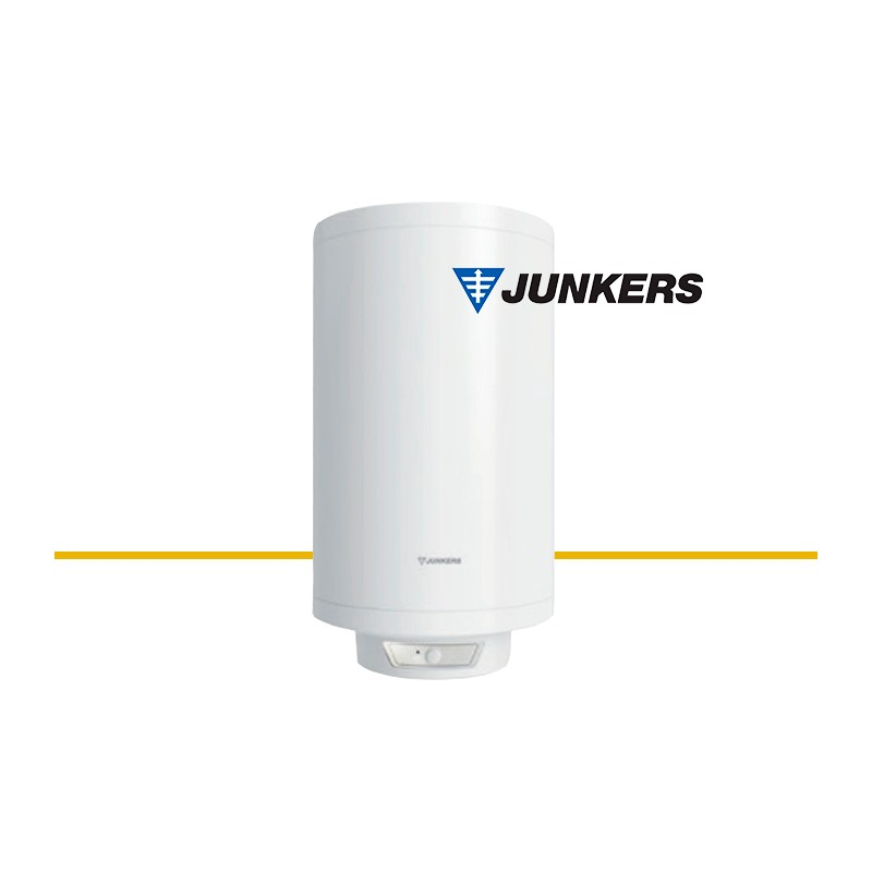 Termo electrico junkers elacell comfort 100 litros - Instalacion de termo electrico ...