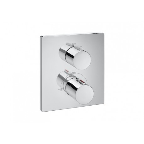 Grifo termostatico empotrable ducha t2000 roca a5a2c88c00 - Grifo termostatico ducha ...