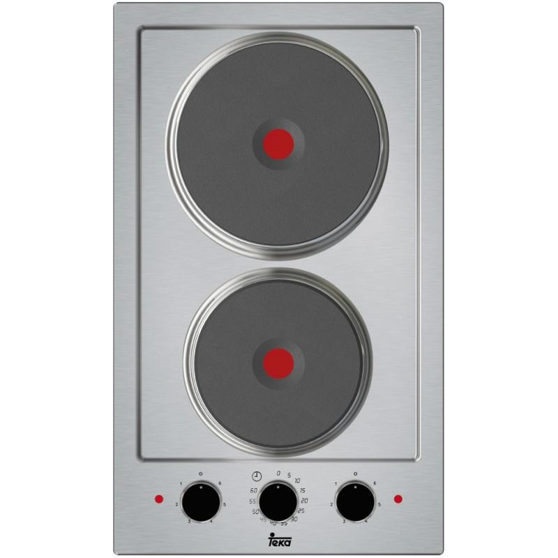 Placa electrica modular efx 30 1 2p t acero inoxidable teka - Acero modular precios ...