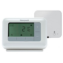 TERMOSTATO CALEFACCION DIGITAL PROGRAMABLE T4r-Y4H910RF4003 INALAMBRICO HONEYWELL