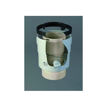 manguito coaxial toma muestras fig caldera condensacion