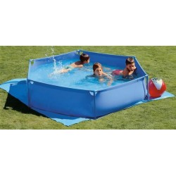 PISCINA BASIC HEXAGONAL TOI COMPLET