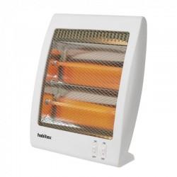 Calefactor electrico movil habitex e341 cuarzo 400-800w