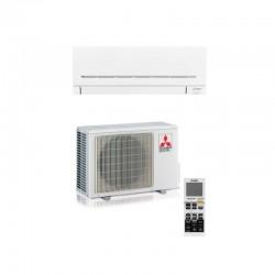 AIRE ACONDICIONADO MITSUBISHI ELECTRIC MSZ AP25VG 1x1 2150 FRIG/H 2752 KCAL/H
