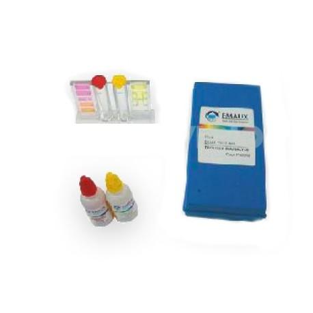 Analizador de cloro y pha for Nivel de cloro en piscinas