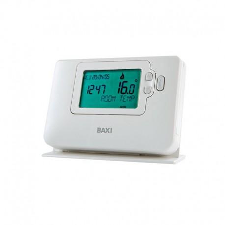 termostato ambiente inalambrico digital baxi programable rx 1500 7216913