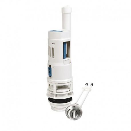 Descarga cisterna WC ecológica Habitex doble pulsador 312f77