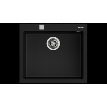 Fregadero negro granito Teka 115230005