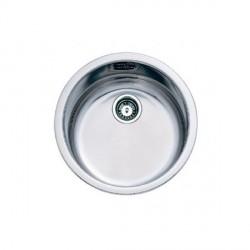 FREGADERO TEKA ERC una cubeta encastrado circular inox