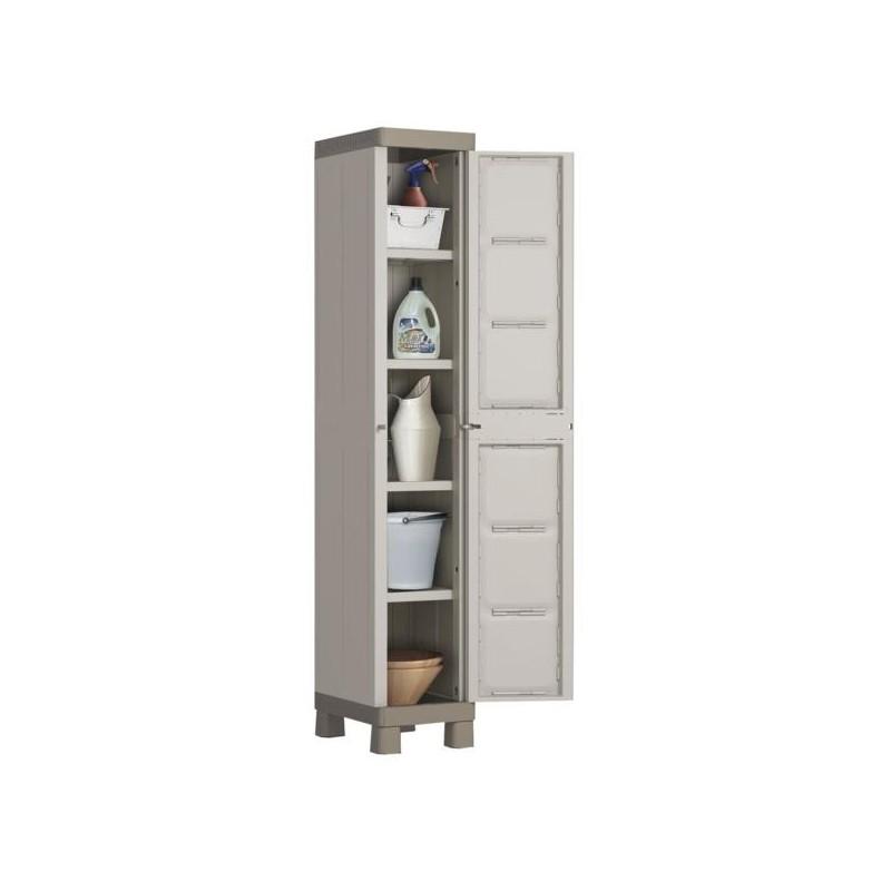 armario de resina para exterior