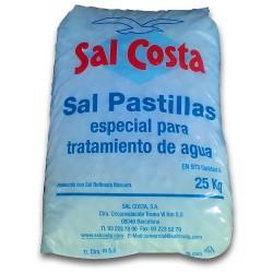 PASTILLAS DESCALCIFICADORES SAL COSTA