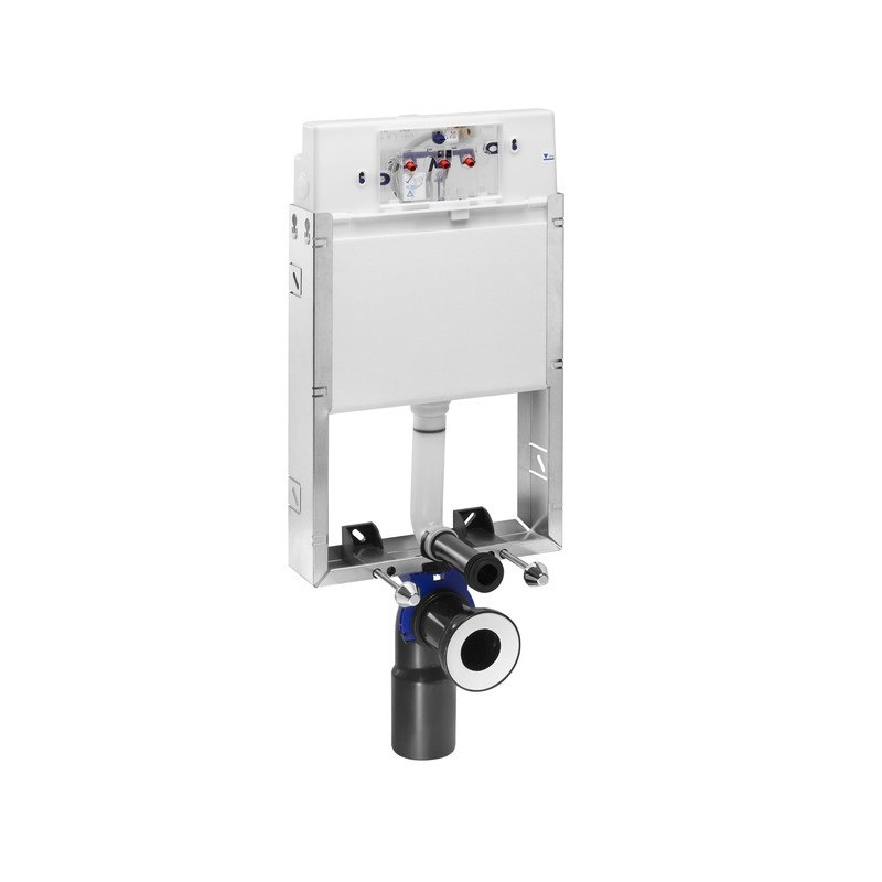 Tanque empotrable basic wc system roca inodoro for Tanque inodoro precio