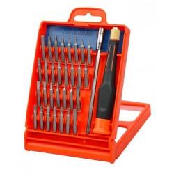 Destornillador precisión 32 piezas Ratio
