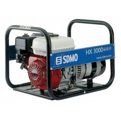 Grupo electrógeno gasolina HX3000 SDMO