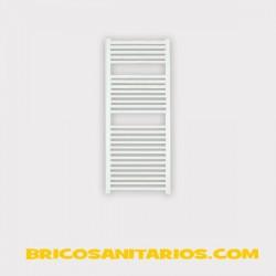TOALLERO DE AGUA PARA BAÑO STANDARD RAL 9010 BLANCO 500/1200