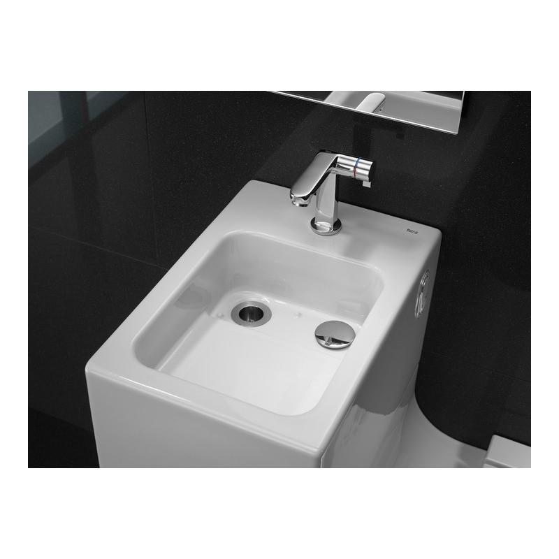 Lavabo e inodoro dos en uno roca w w - Inodoro y lavabo en uno ...