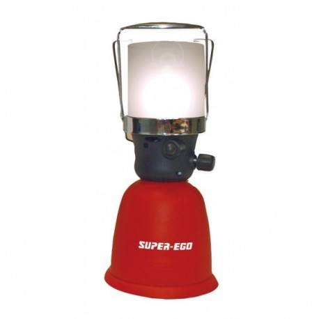 LAMPARA PORTATIL A CARTUCHO 190 G SUPEREGO