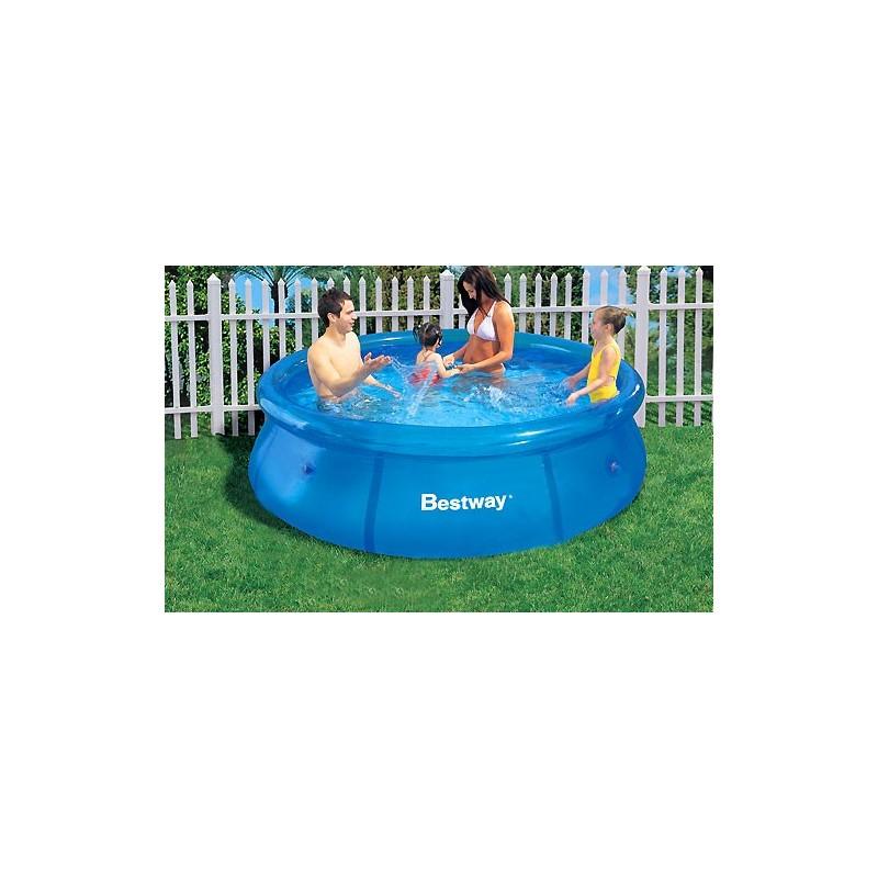 Piscina bestway sin depuradora portatil 244x66cm for Depuradora piscina