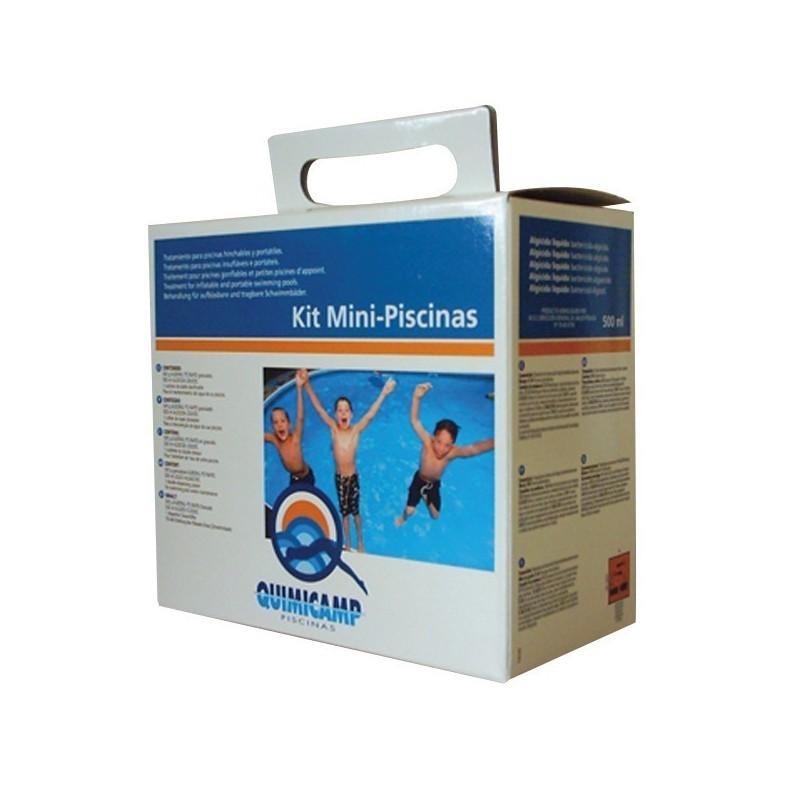 Tratamiento mini piscinas quimicamp for Tratamiento piscinas