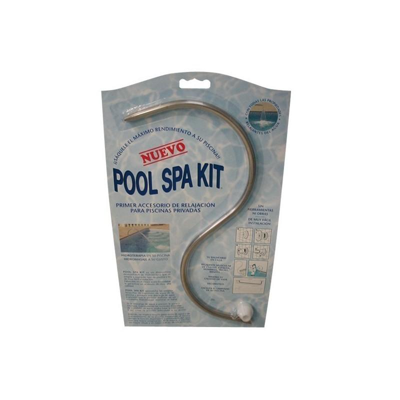 Kit hidromasaje piscina pool spa quimicamp for Quimicamp piscinas
