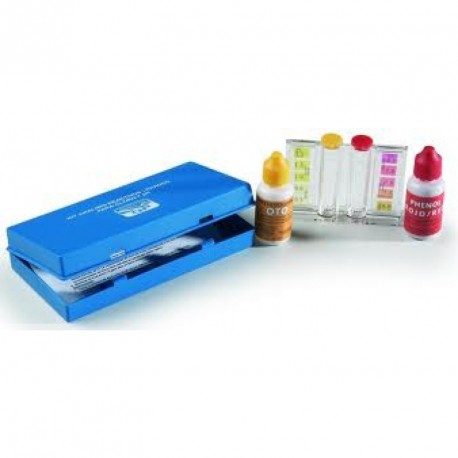 KIT ANALISIS AGUA PISCINAS PH/OTO QUIMICAMP