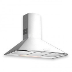 CAMPANA TEKA DECORATIVA PARED DM 60/70/90 BLANCO