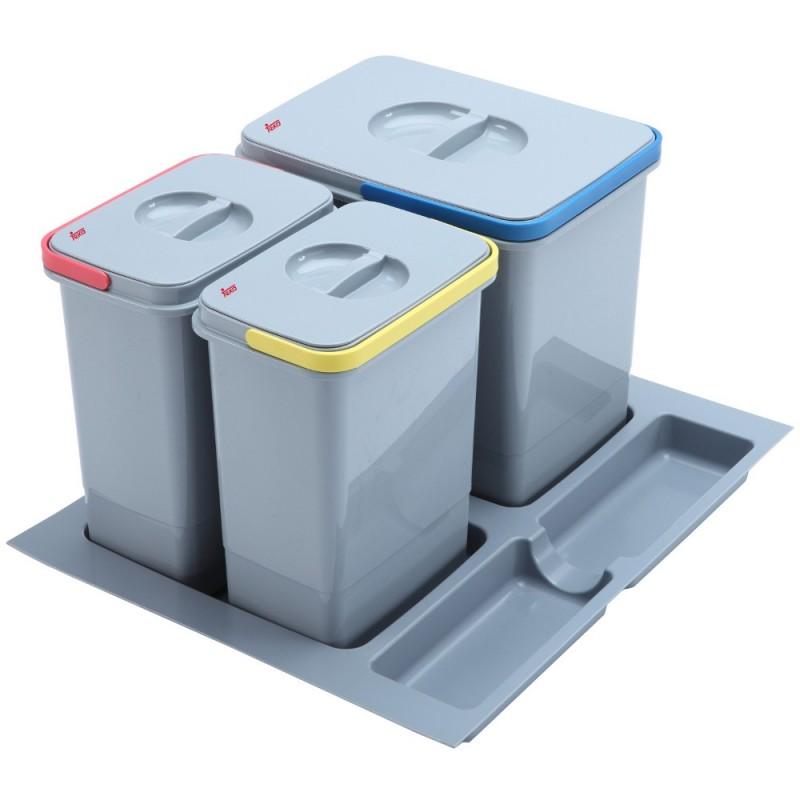 Sistema de reciclaje teka eco easy 60 - Teka accesorios cocina ...