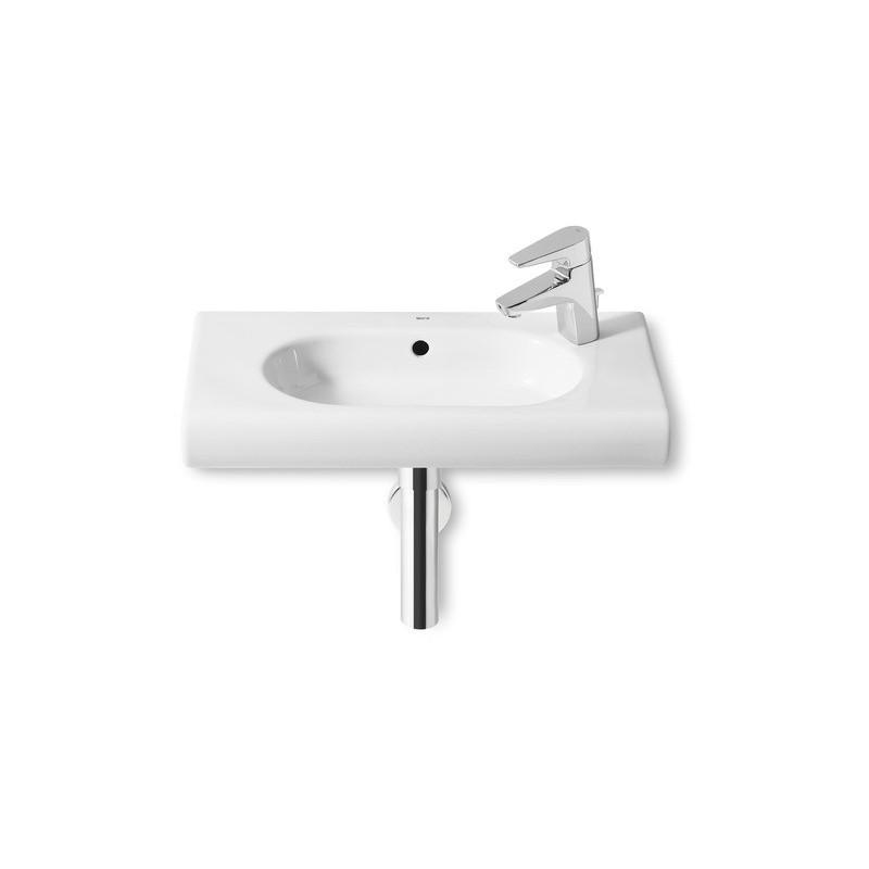 Lavabo compacto meridian 550x320 roca for Pica lavabo roca