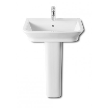 "LAVABO ""ROCA"" THE GAP CON PEDESTAL"