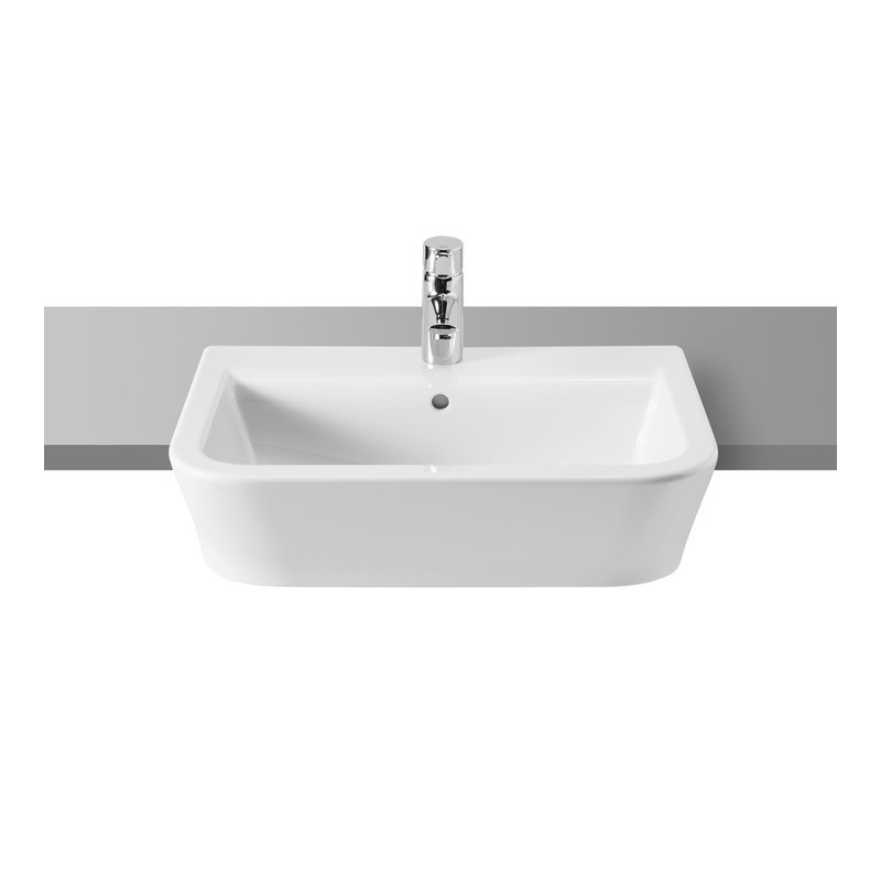 Lavabo semiempotrar the gap roca for Roca gap compacto
