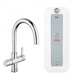 GRIFO COCINA GROHE RED DUO 8 LITROS