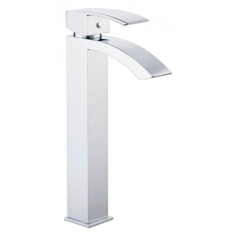 Grifo clever modelo marina ca o alto - Grifo lavabo cano alto leroy ...