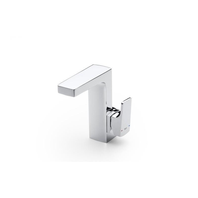 Grifo monomando lavabo roca l90 maneta lateral a5a4001c00 for Grifo lavabo