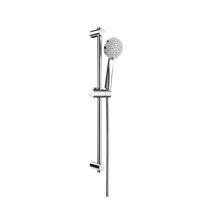Kit Griferia Para Baño: Baño > Columna de ducha > KIT DE DUCHA STELLA 100/3 ROCA CROMADO