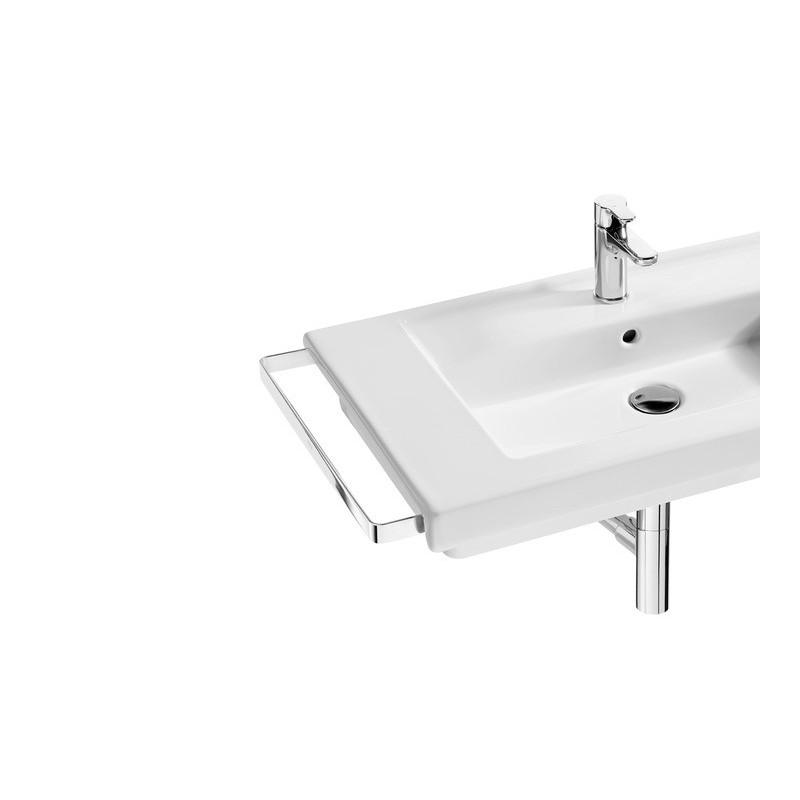 Toallero lavabo prisma roca for Accesorios lavabo